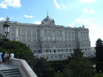 Madrid for Palazzo in stile spagnolo
